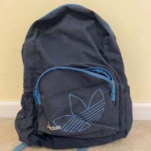 Adidas Backpack, Blue